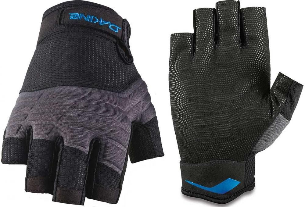 DaKine Half Finger Sailing Gloves Black 2020