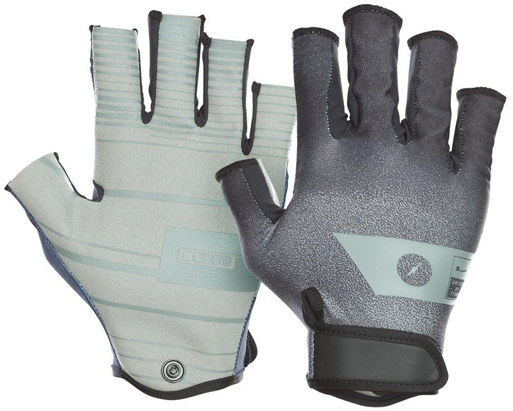 Гидроперчатки Ion Amara Half Finger Glove Black