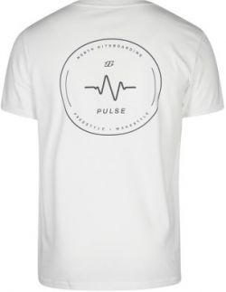 North Pulse Tee White 2020