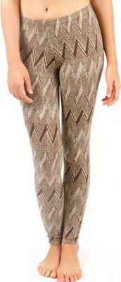 The Seea Balboa Surf Leggings Geo Gold 2015