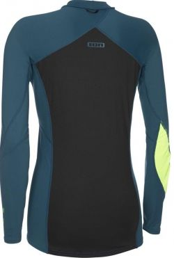 Ion Rashguard Women LS Emerald 2016