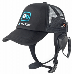 Bb Talkin Surf Cap With Headphone And Mic 2019