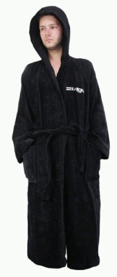 Billabong Mens Bathrobe Black 2013