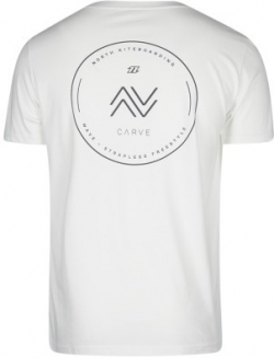 North Carve Tee White 2020