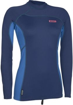 Ion Rashguard Women LS Blue 2016