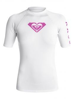 Roxy Whole Hearted SS White 2014