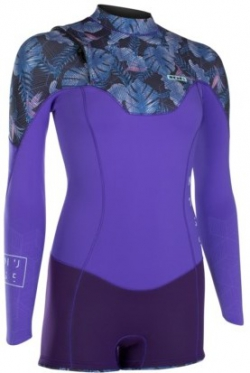 Ion Muse Shorty LS NZ 2mm Purple 2019