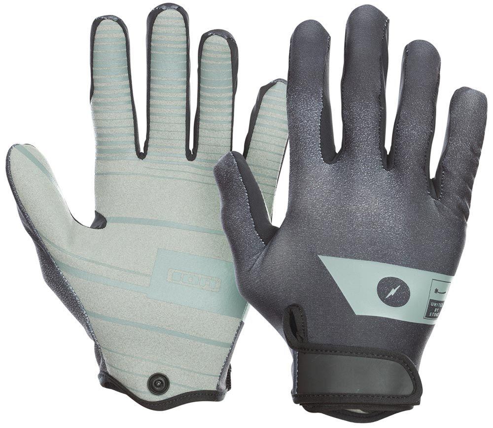 Гидроперчатки Ion Amara Full Finger Glove Black