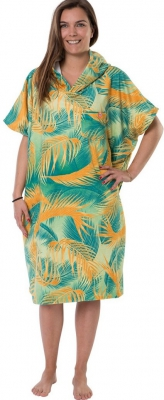 After Essentials Poncho Tropical Orange 2020