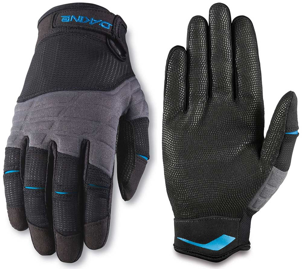 DaKine Full Finger Sailing Gloves Black 2020