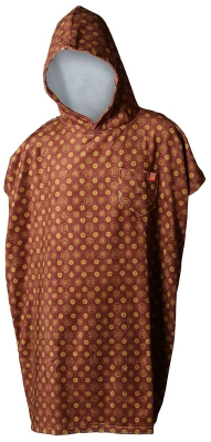 After Essentials Poncho Iconic Brown 2020